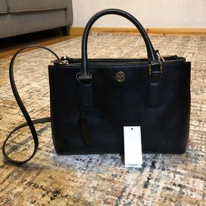 Tory Burch Robinson Mini Double Zip Tote 31149772